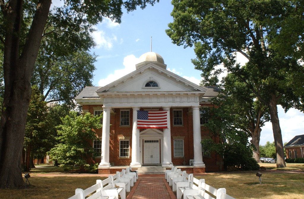 Historic 1917 Courthouse
