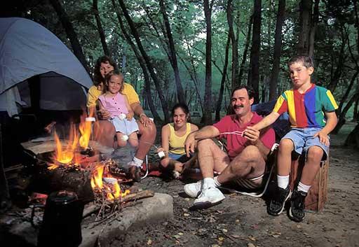 Pocahontas--Family-Camping
