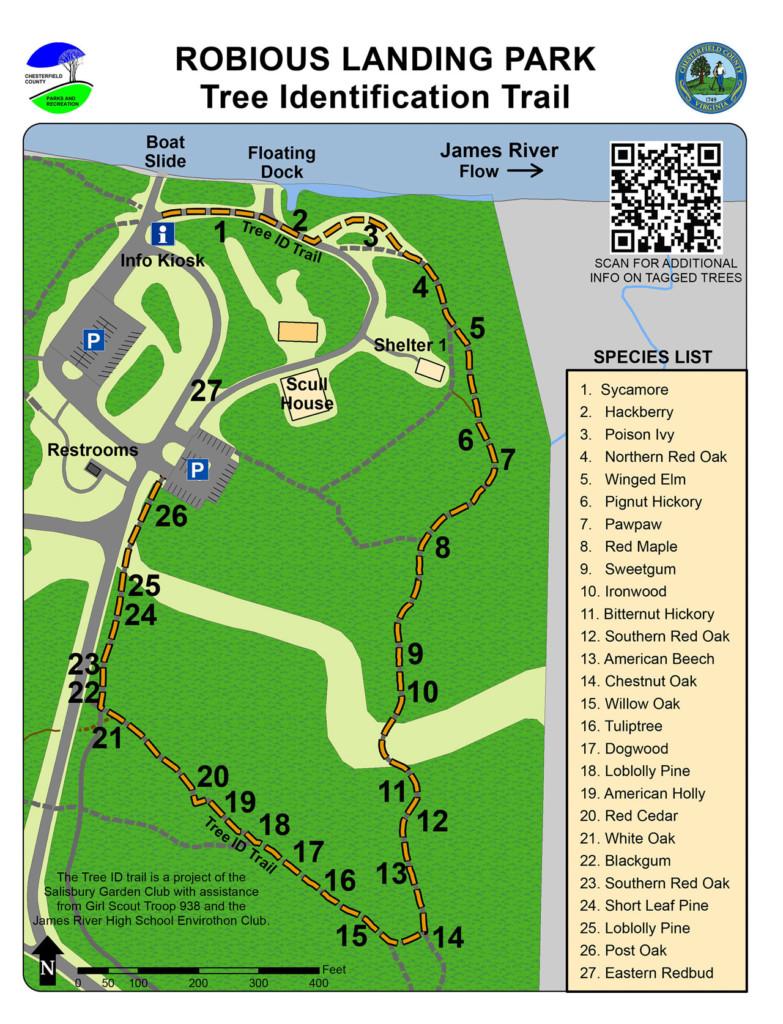 Tree Identification Trail
